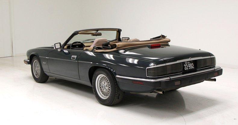 1993 Jaguar XJS Convertible 10