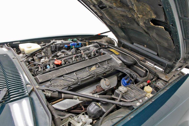 1993 Jaguar XJS Convertible 14