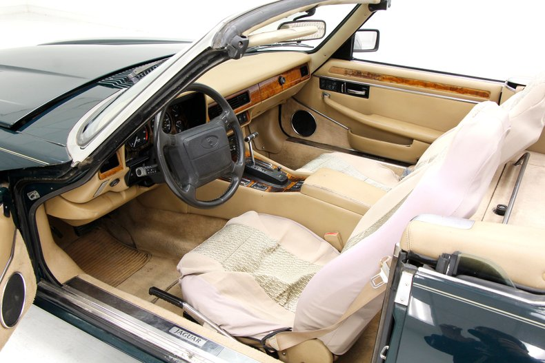 1993 Jaguar XJS Convertible 18