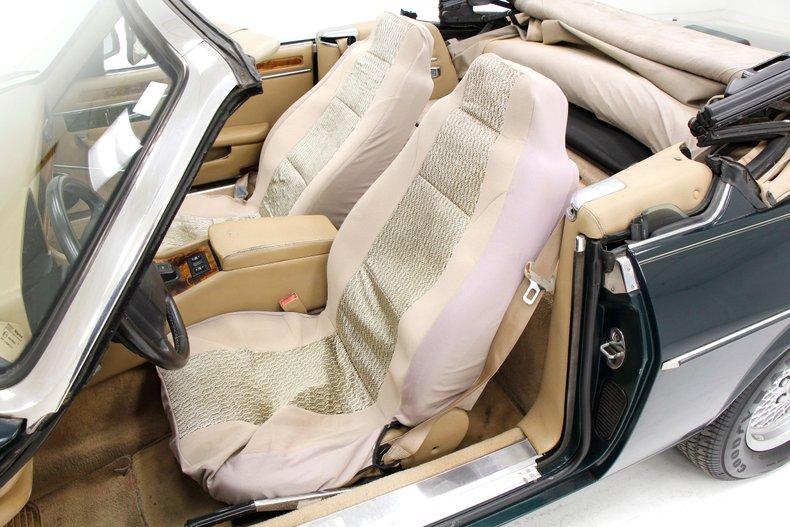 1993 Jaguar XJS Convertible 19