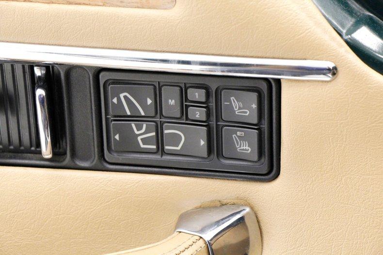 1993 Jaguar XJS Convertible 22