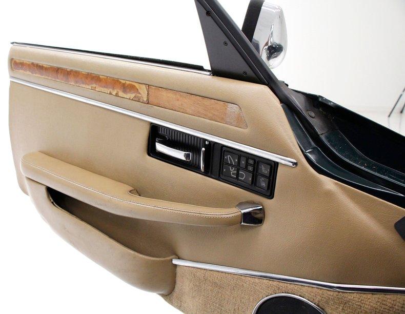 1993 Jaguar XJS Convertible 17