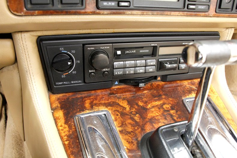 1993 Jaguar XJS Convertible 26
