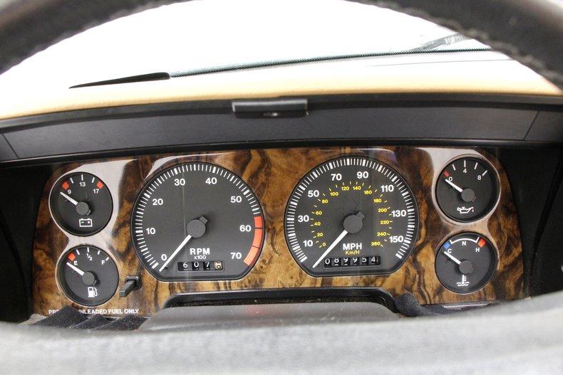 1993 Jaguar XJS Convertible 23