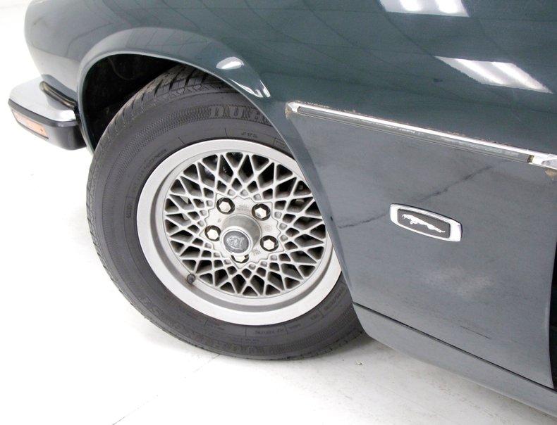 1993 Jaguar XJS Convertible 11