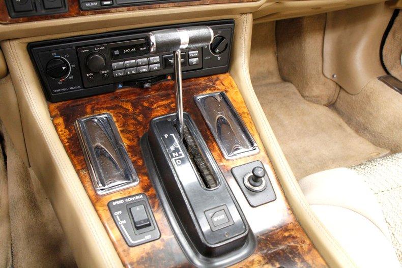 1993 Jaguar XJS Convertible 27