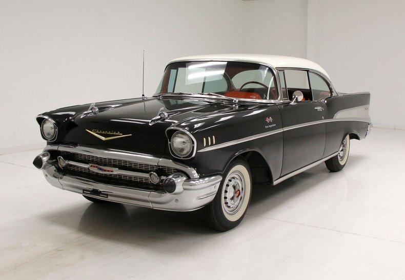 1957 Chevrolet Bel Air 1