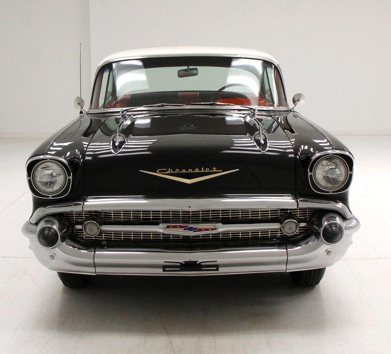1957 Chevrolet Bel Air 7