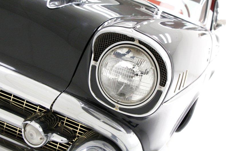 1957 Chevrolet Bel Air 12