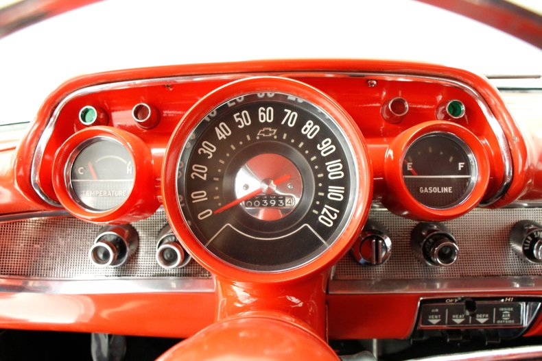 1957 Chevrolet Bel Air 29