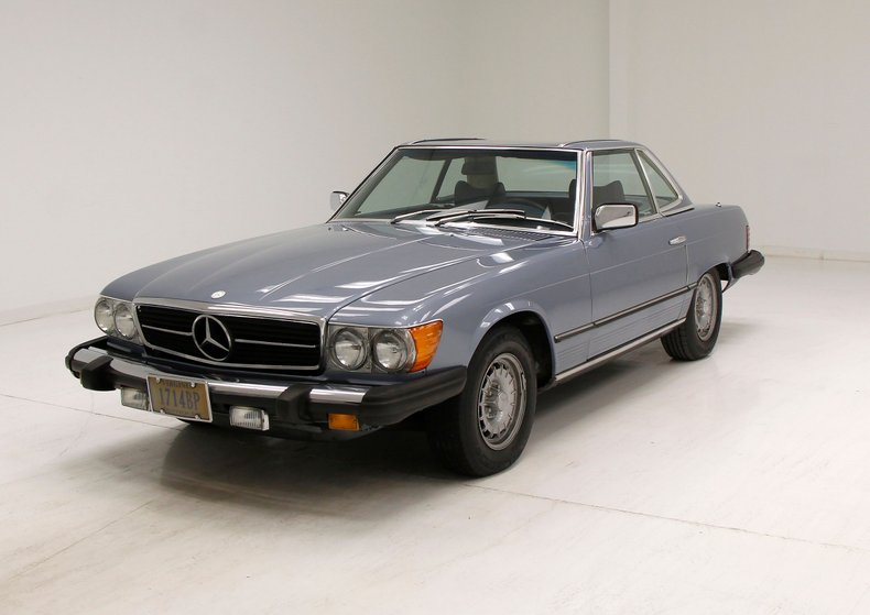 1979 Mercedes-Benz 450SL For Sale