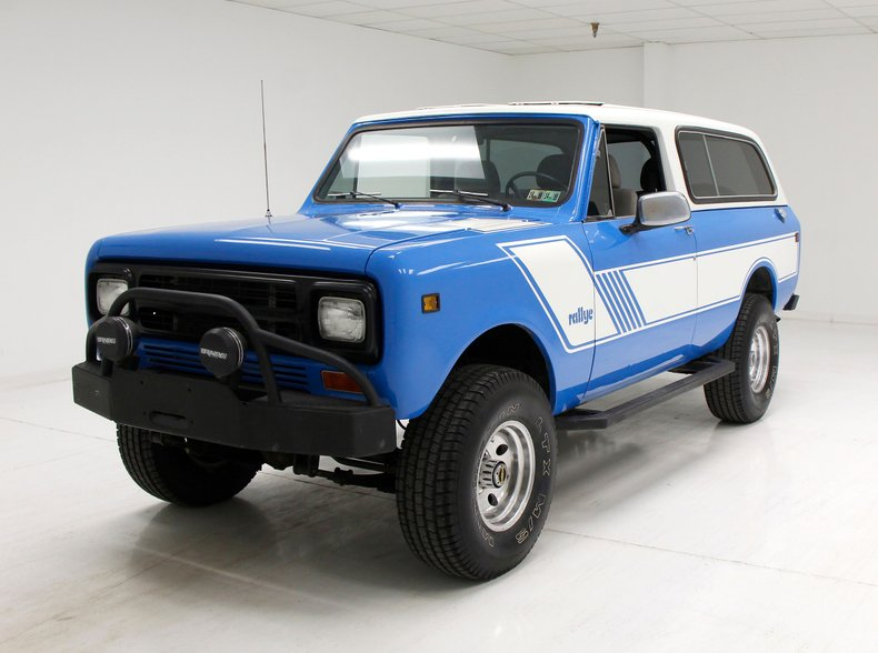 1980 International Scout For Sale