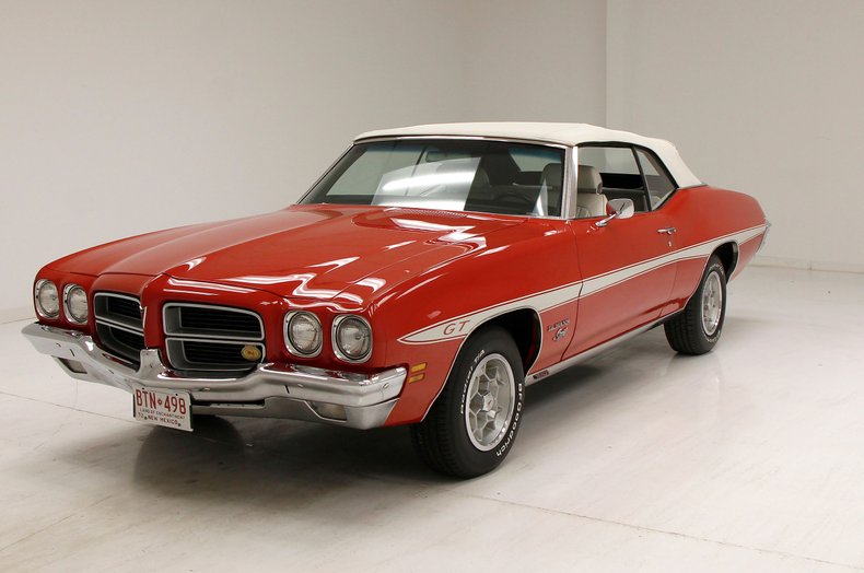 1972 Pontiac LeMans Convertible For Sale