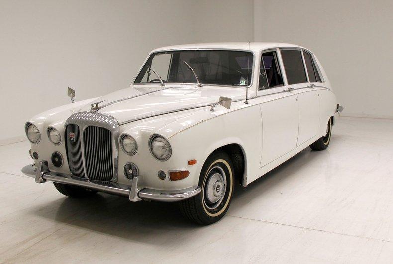 1971 Daimler Limousine For Sale