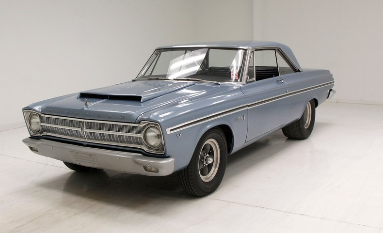 1965 Plymouth Belvedere II Coupe For Sale