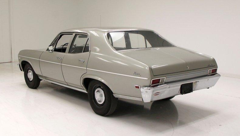 1968 Chevrolet Nova 3