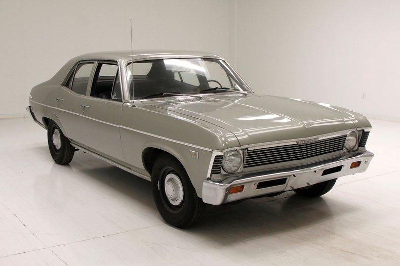 1968 Chevrolet Nova 6