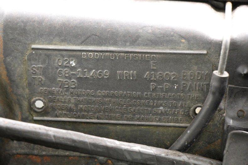 1968 Chevrolet Nova 53