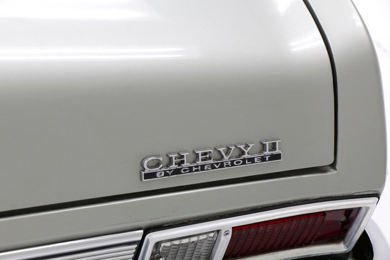 1968 Chevrolet Nova 13