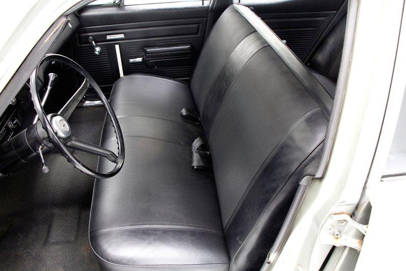 1968 Chevrolet Nova 21