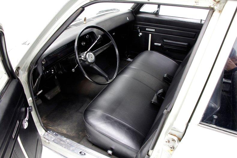 1968 Chevrolet Nova 20