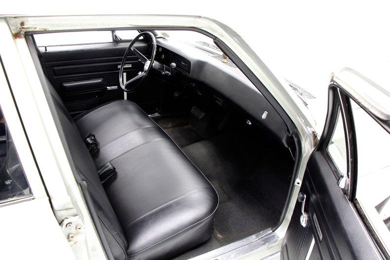 1968 Chevrolet Nova 23