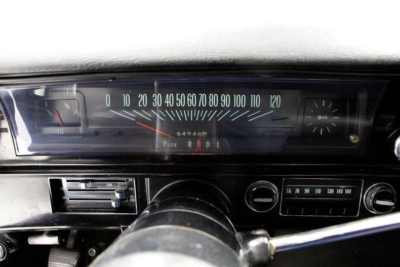 1968 Chevrolet Nova 26