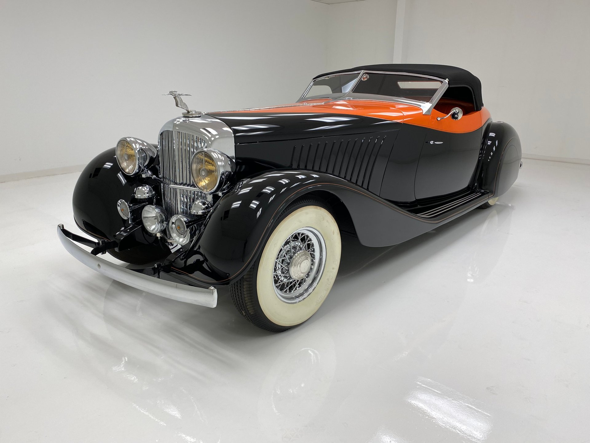1936 Ford Maharaja Duesenberg