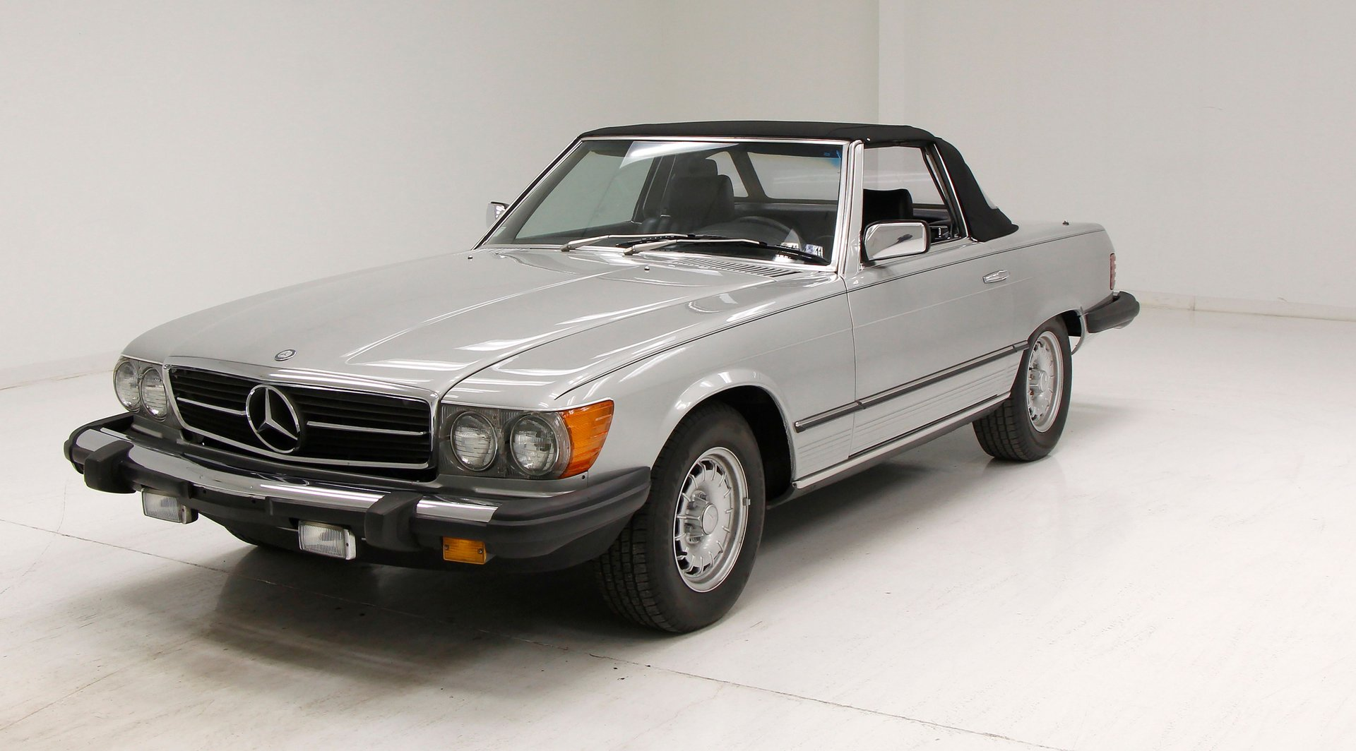 1984 Mercedes-Benz 380 SL Convertible