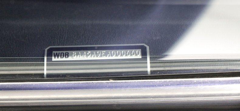 1984 Mercedes-Benz 380 SL Convertible 50