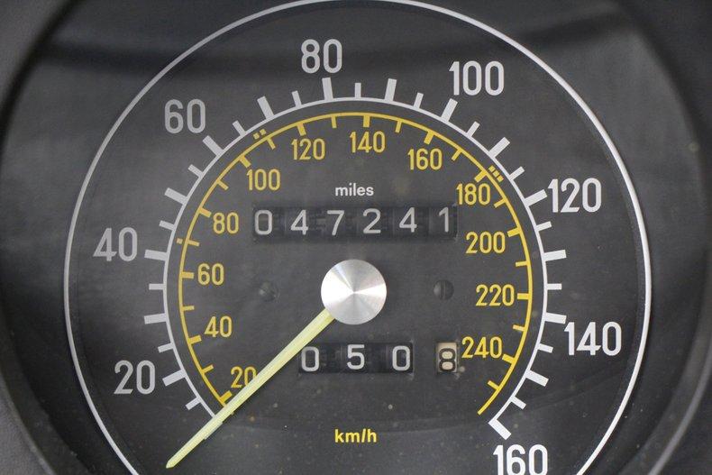 1984 Mercedes-Benz 380 SL Convertible 26