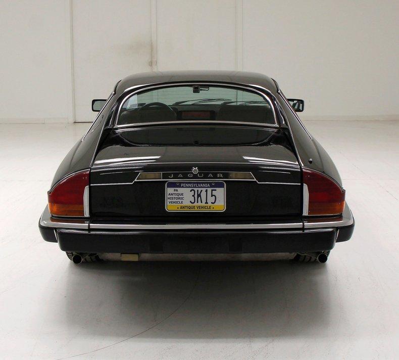 1989 Jaguar XJS V12 4