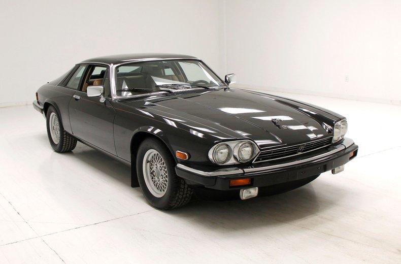 1989 Jaguar XJS V12 6