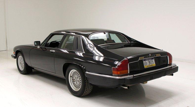 1989 Jaguar XJS V12 3