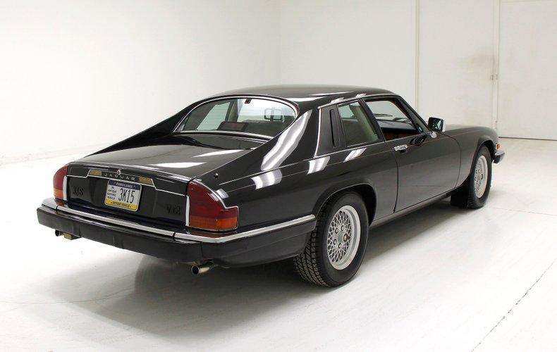 1989 Jaguar XJS V12 5