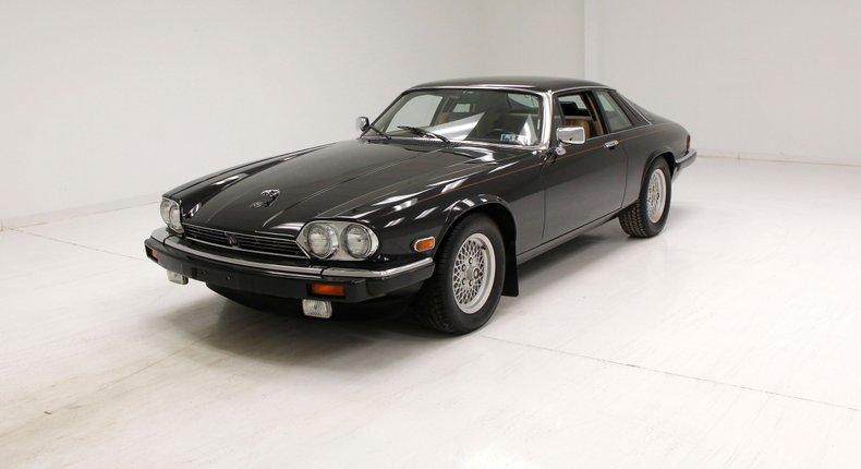 1989 Jaguar XJS V12 1