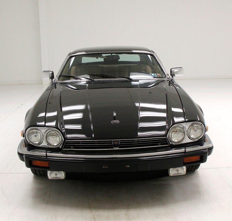 1989 Jaguar XJS V12 7