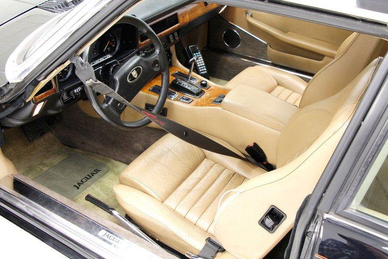 1989 Jaguar XJS V12 21