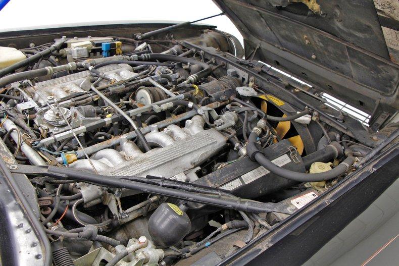 1989 Jaguar XJS V12 17