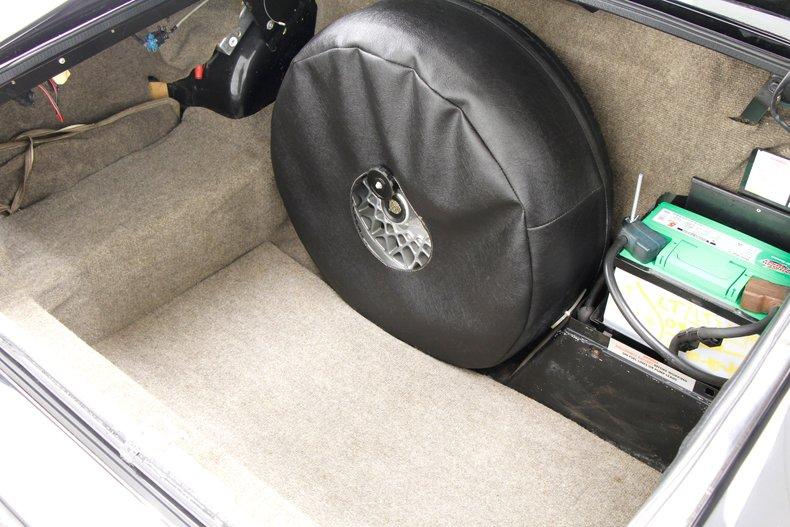 1989 Jaguar XJS V12 19