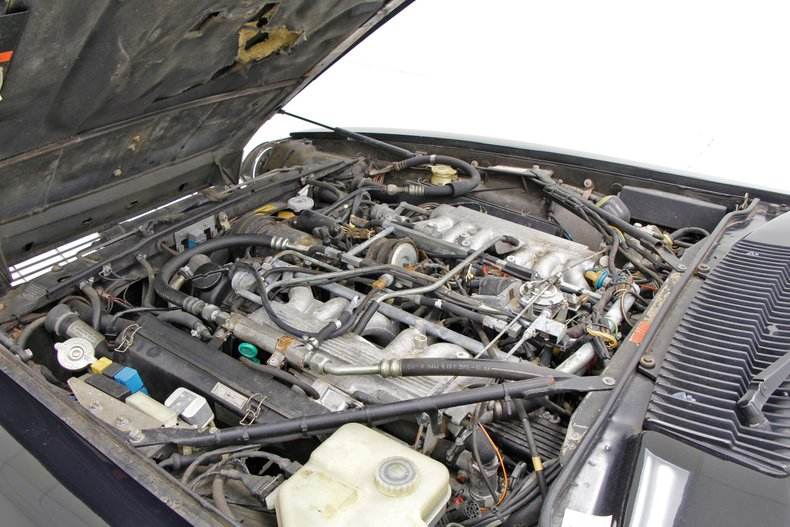 1989 Jaguar XJS V12 16