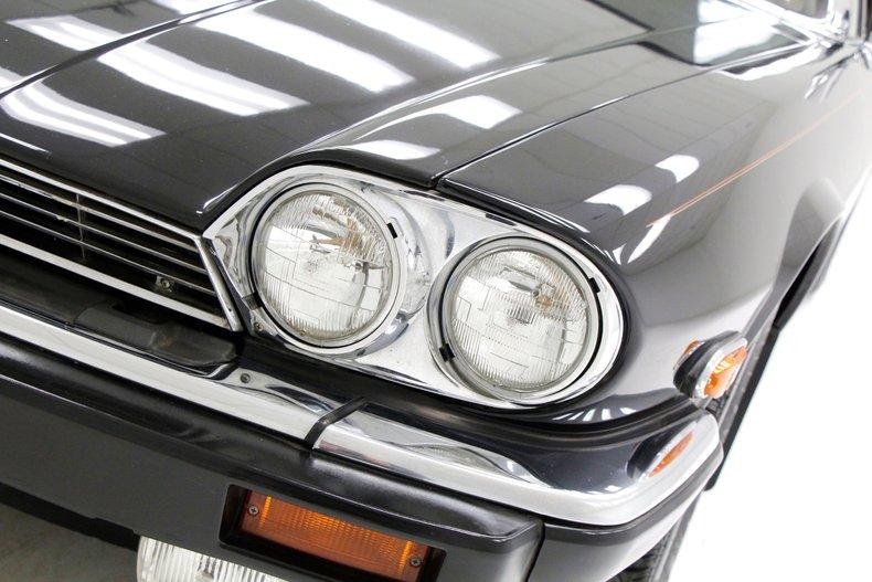 1989 Jaguar XJS V12 10