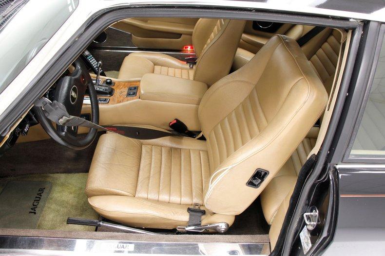 1989 Jaguar XJS V12 22