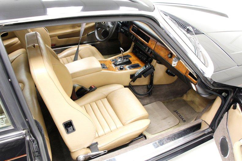 1989 Jaguar XJS V12 23