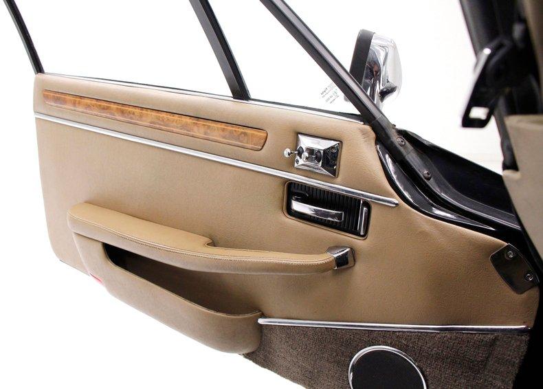 1989 Jaguar XJS V12 20