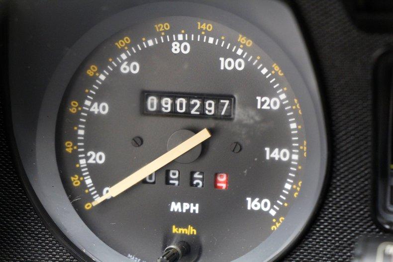 1989 Jaguar XJS V12 26