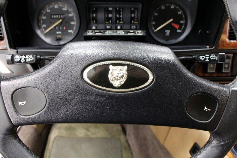 1989 Jaguar XJS V12 31