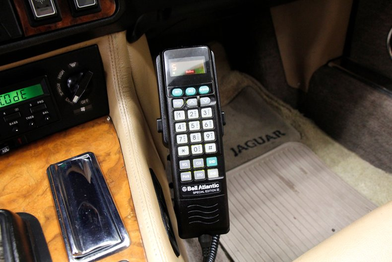 1989 Jaguar XJS V12 30