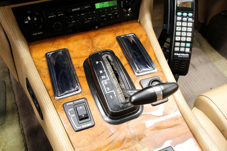 1989 Jaguar XJS V12 28