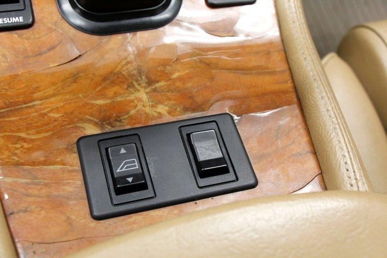 1989 Jaguar XJS V12 29